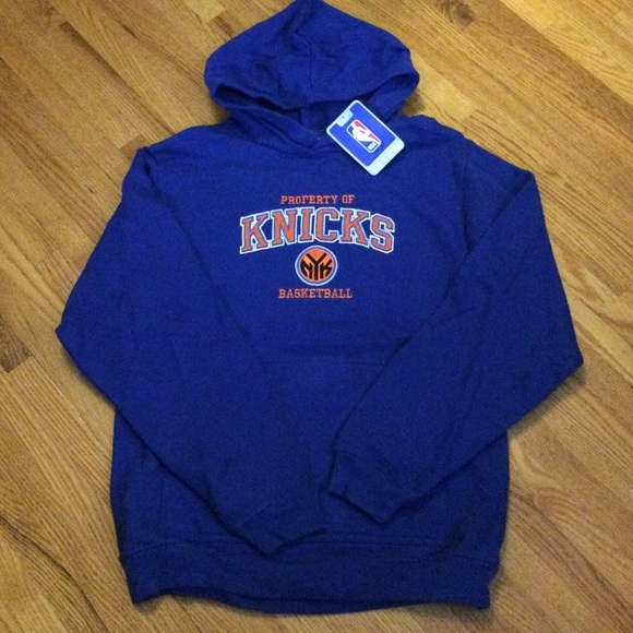 864793da4f8f Boys- Knicks basketball sweatshirt